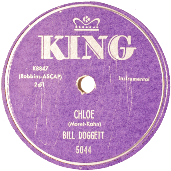 Bill Doggett, Chloe